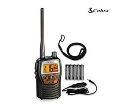 Cobra Waterproof Radios cobra mrhh125