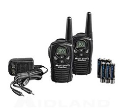 Midland Waterproof Two Way Radios Walkie Talkies midland lxt118 banner
