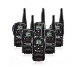 6 Radios  midland lxt118vp 6 pk