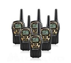 6 Radios  midland lxt535vp3 6 pk