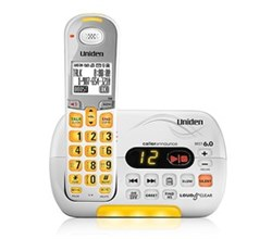 Uniden Amplified Wall Phones uniden d3097 r