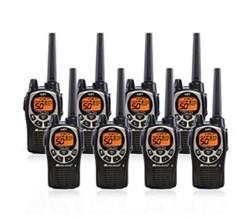 8 Radios  midland gxt1000vp4 8 pk