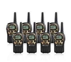 8 Radios  midland lxt535vp3