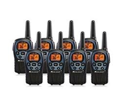 8 Radios  midland lxt560vp3