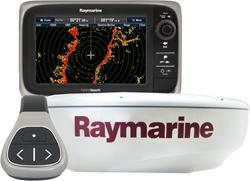 raymarine e7D