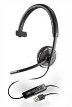 Plantronics Corded Headsets plantronics blackwirec510 m