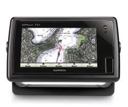 Garmin Chartplotters GPSMAP 721