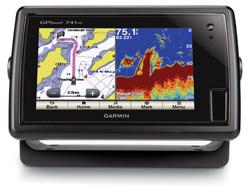 Chirp Capable GPSMAP garmin gpsmap 741xs