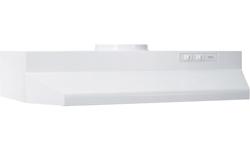 Broan White 30inch Range Hoods broan 420000 series white