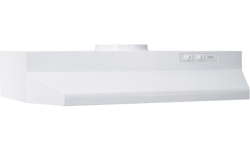Broan White 42inch Range Hoods broan 420000 series white