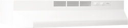 Broan 41000 Series Range Hoods broan 410000 series white