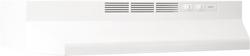 Broan White 42inch Range Hoods broan 414201