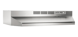 Broan Stainless Steel 42inch Range Hoods broan 414204