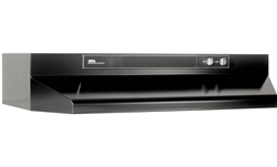 Broan Black 30inch Range Hoods broan 463023