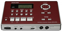 Trainers tascam cdgt2