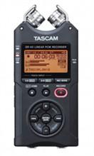 Tascam Stereo Recorders tascam dr40