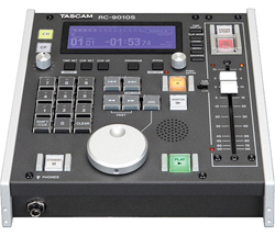 Tascam Recorder Accessories  tascam rc9010s