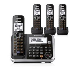 Panasonic DECT 6 Cordless Phones panasonic kx tg6844b