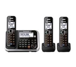 Panasonic DECT 6 0 3 Handsets panasonic kx tg6873b