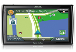 Magellan 7 Inches GPS magellan roadmate rv9145