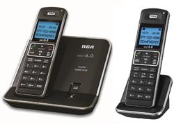 General Electric RCA DECT 6 Cordless Phones ge rca 2111 2bsga