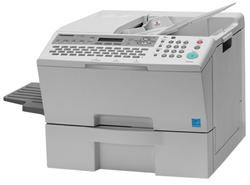 Panasonic Laser Fax Copier panasonic uf 8200