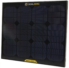 Boulder goal zero boulder solar kit yet 1250