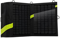 Mid Size Solar Panels goal zero nomad 13