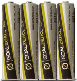 goal zero rechargeable aa batteries 4 pack
