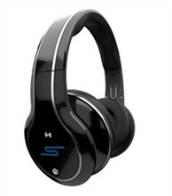 SYNC by 50 Over Ear Wireless Headphones sms audio syncby50wireless black