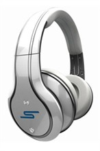 SYNC by 50 Over Ear Wireless Headphones sms audio syncby50wireless white