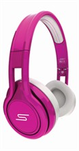 SMS Audio STREET by 50 On Ear Wired Headphones sms audio onwdpink