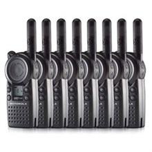 8 Radios motorola cls1110