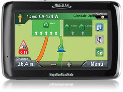 Magellan RoadMate GPS Systems magellan roadmate2055t lm
