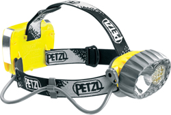 Petzl Versatile Headlamps petzl duo led 14 accu