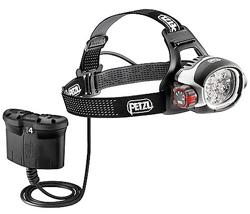Petzl Trail Running Headlamps petzl ultra rush belt