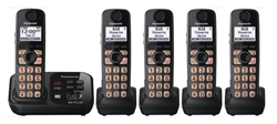 Cordless Phones panasonic kx tg4735