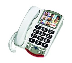 Corded Wall Phones clarity p300