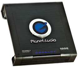 Planet Audio Anarchy Amplifiers planet audio ac1000.2