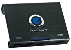 Planet Audio Anarchy Amplifiers planet audio ac1600.4