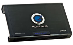 Planet Audio 2 Channel Amplifiers planet audio ac2000.2