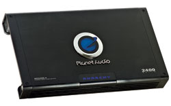 Planet Audio Anarchy Amplifiers planet audio ac2400.4