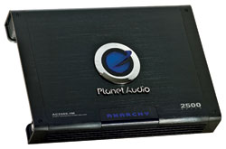 Planet Audio Mosfet Monoblock Power Amplifiers planet audio ac2500.1m