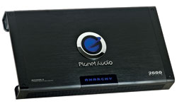 Planet Audio Anarchy Amplifiers planet audio ac2600.2