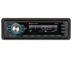Planet Audio Multimedia Receivers planet audio p350ua