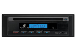 Planet Audio DVD Receivers planet audio p450
