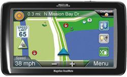 Magellan 7 Inches GPS magellan rv9165t lm