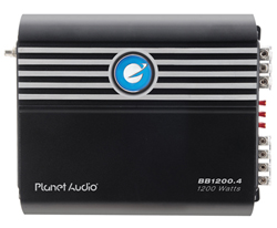 Planet Audio Amplifiers planet audio bb1200.4