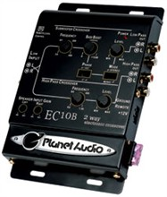 Planet Audio Crossovers planet audio ec10b