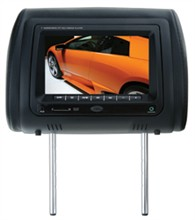 Planet Audio Headrest Mobile Video planet audio ph7ac